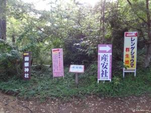 Ma vie dépendant du choix que je ferai en fonction de ces panneaux à la montagne, j'ai fini par tirer à pile-ou-face.